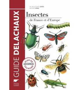 GUIDE DES INSECTES DE FRANCE ET D'EUROPE