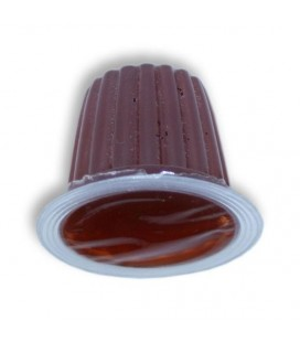 Capsules de Gelée à base de Sucre Roux