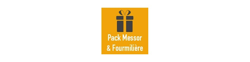 Packs All in 1: Messor Barbarus